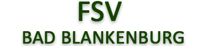 fsvfbfreisportverein Bad Blankenburg